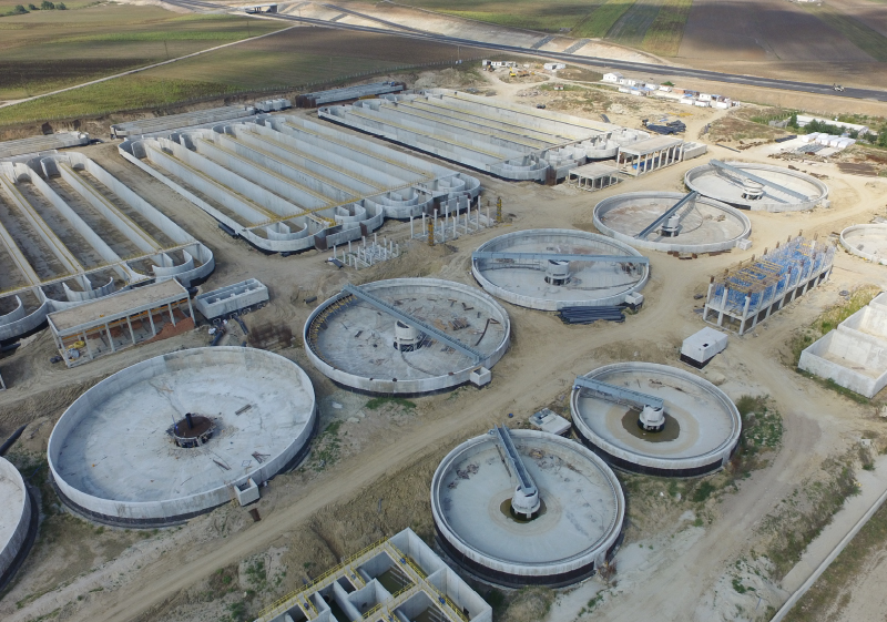 VELİMEŞE OIS WASTEWATER TREATMENT FACILITY
