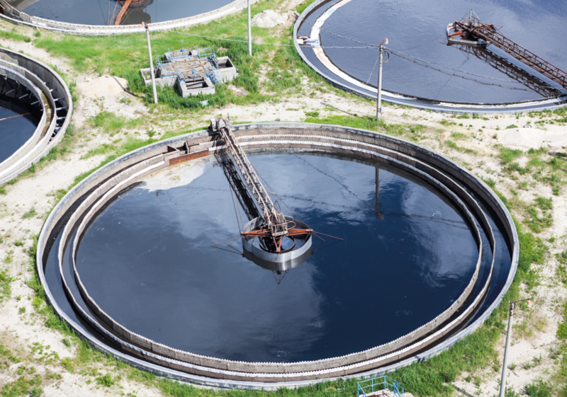 ASIM KİBAR OIS WASTEWATER TREATMENT FACILITY
