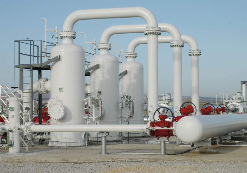 ANKARA NATURAL GAS DISTRIBUTION MAINS SUPPLY