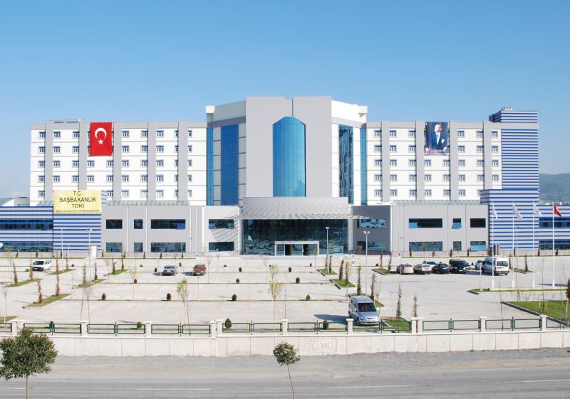 SAMSUN TRAINING AND RESEARCH HOSPITAL