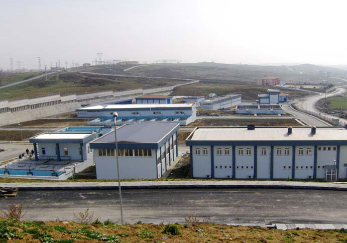 TAŞOLUK POTABLE WATER TREATMENT FACILITY