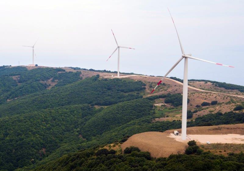 BARBAROS WIND POWER PLANT