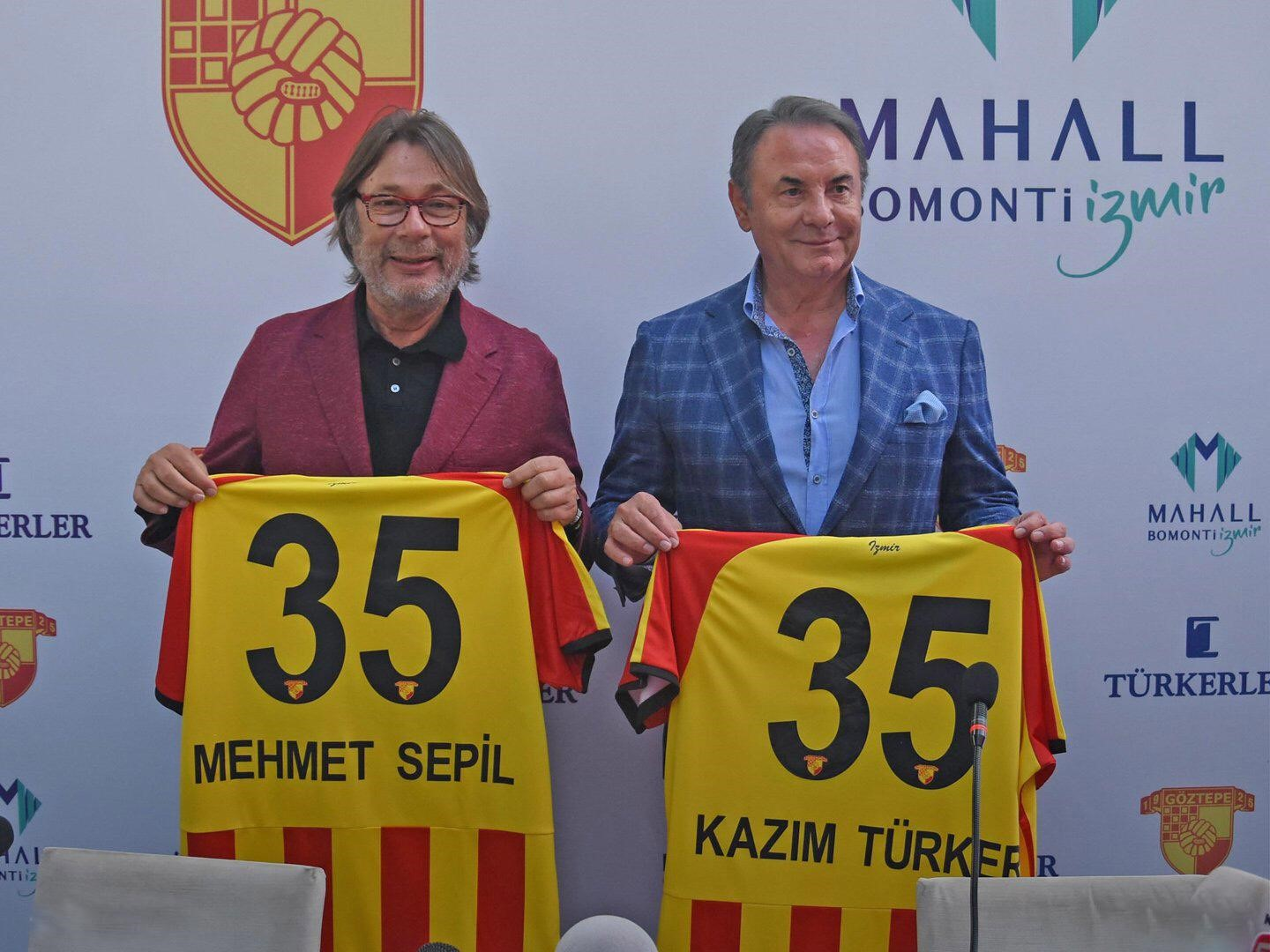 Göztepe's Main Sponsorship Deal With Türkerler Holding Is Already Signed Off